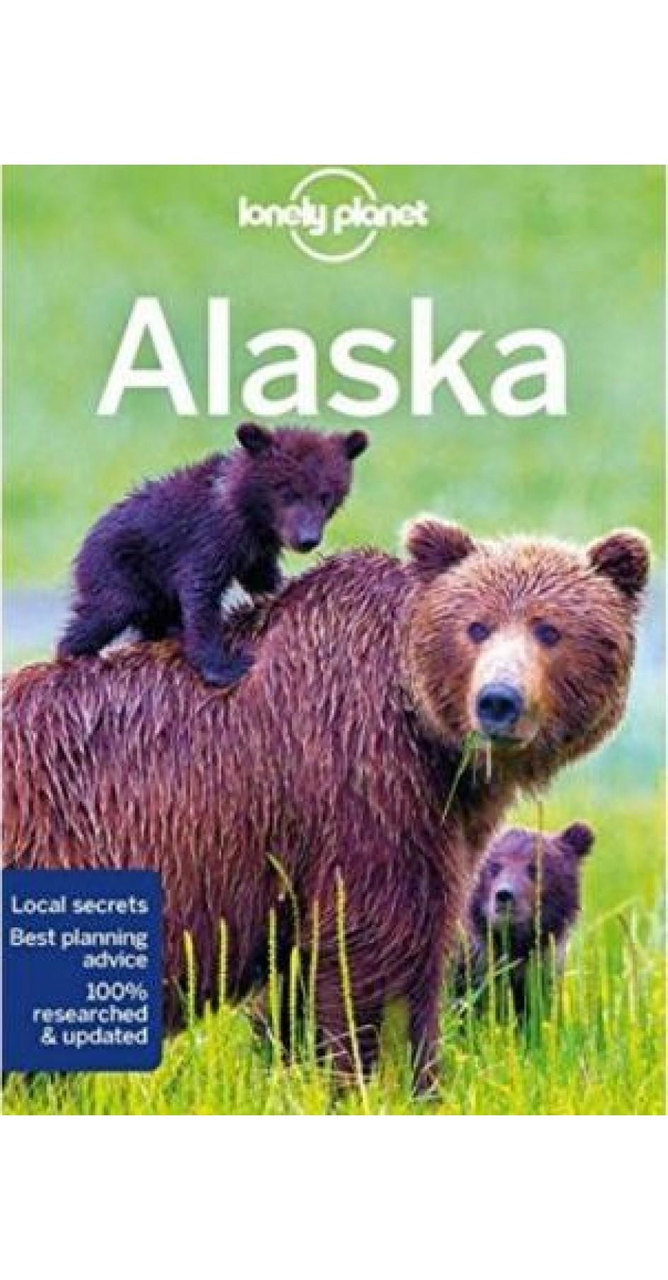 Alaska Lonely Planet