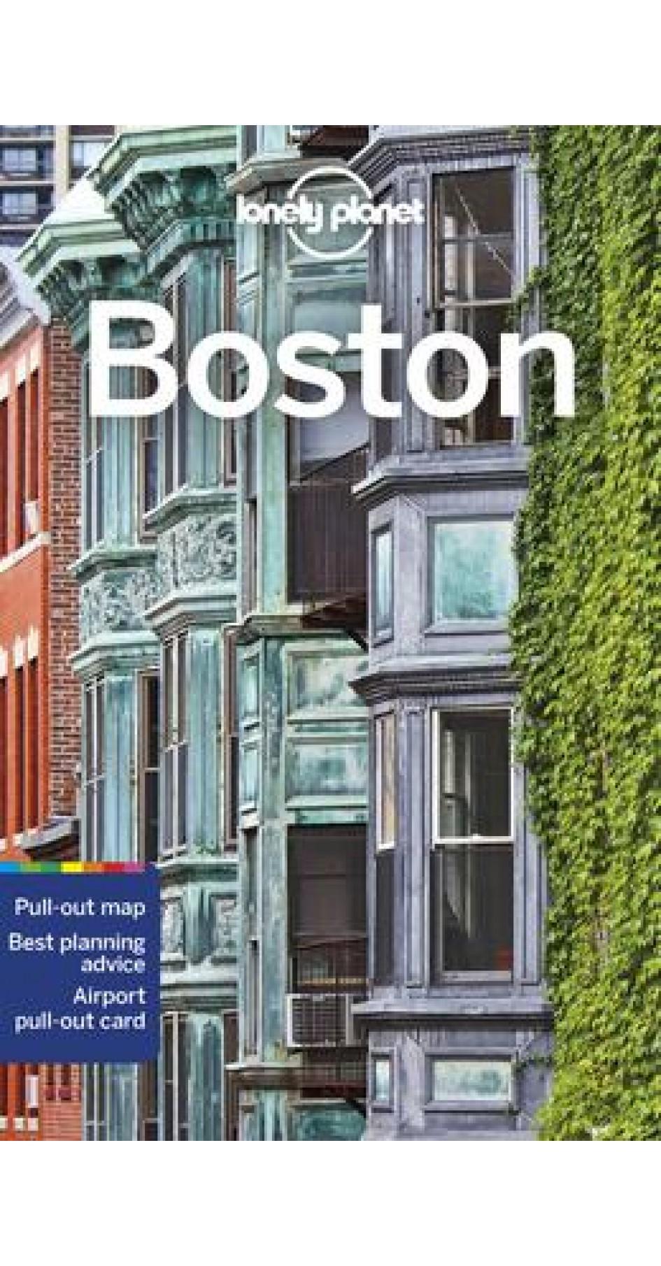 Boston Lonely Planet