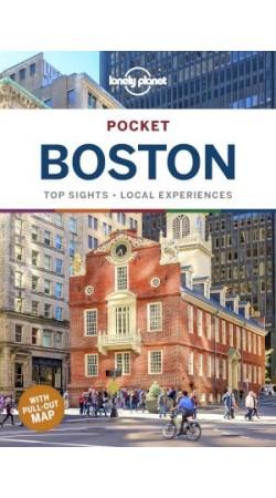 Boston Pocket Lonely Planet