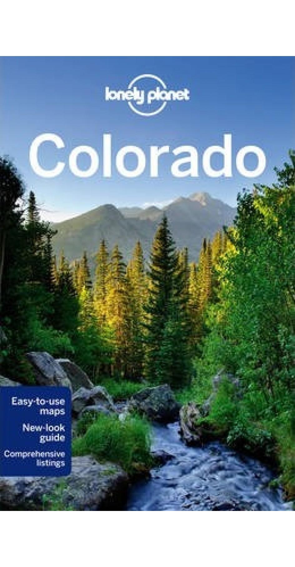 Colorado Lonely Planet