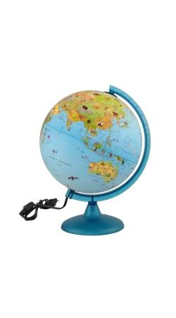 Safari 25 cm globe (Greek)