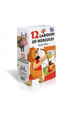 THE 12 LABORS OF HERCULES