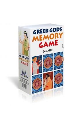 GREEK GODS MEMORY GAME