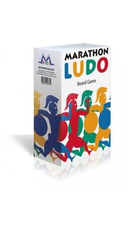 MARATHON LUDO BOARD GAME