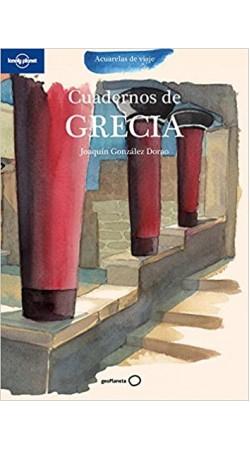 Cuadernos de Grecia Lonely Planet