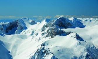 Mt Vardousia - Giona - Parnassos (winter)