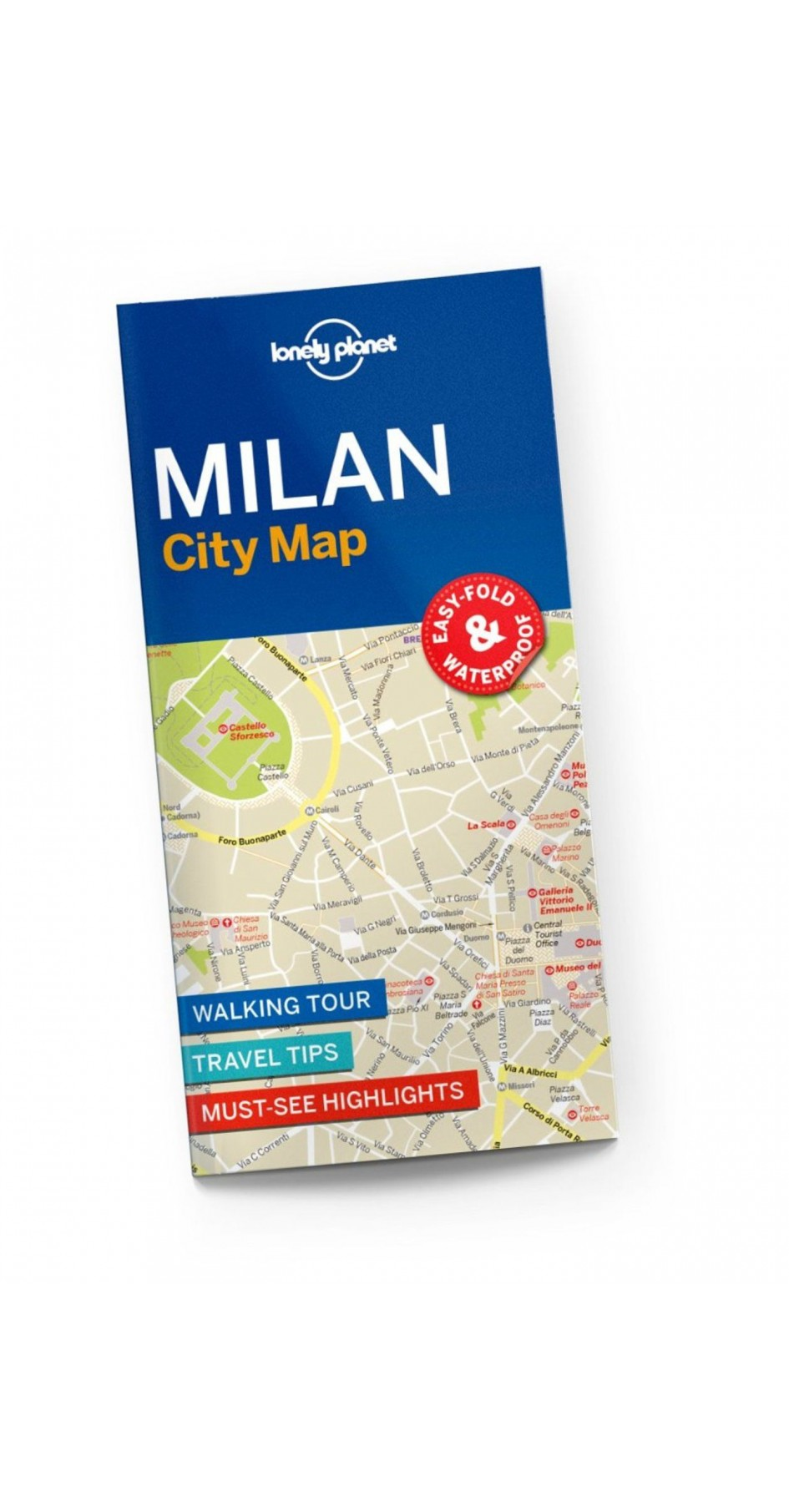 Milan City Map | Lonely Planet