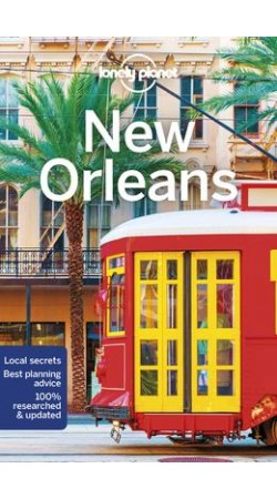 New Orleans Lonely Planet
