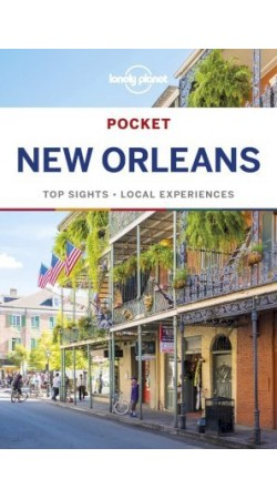 New Orleans Pocket Lonely Planet