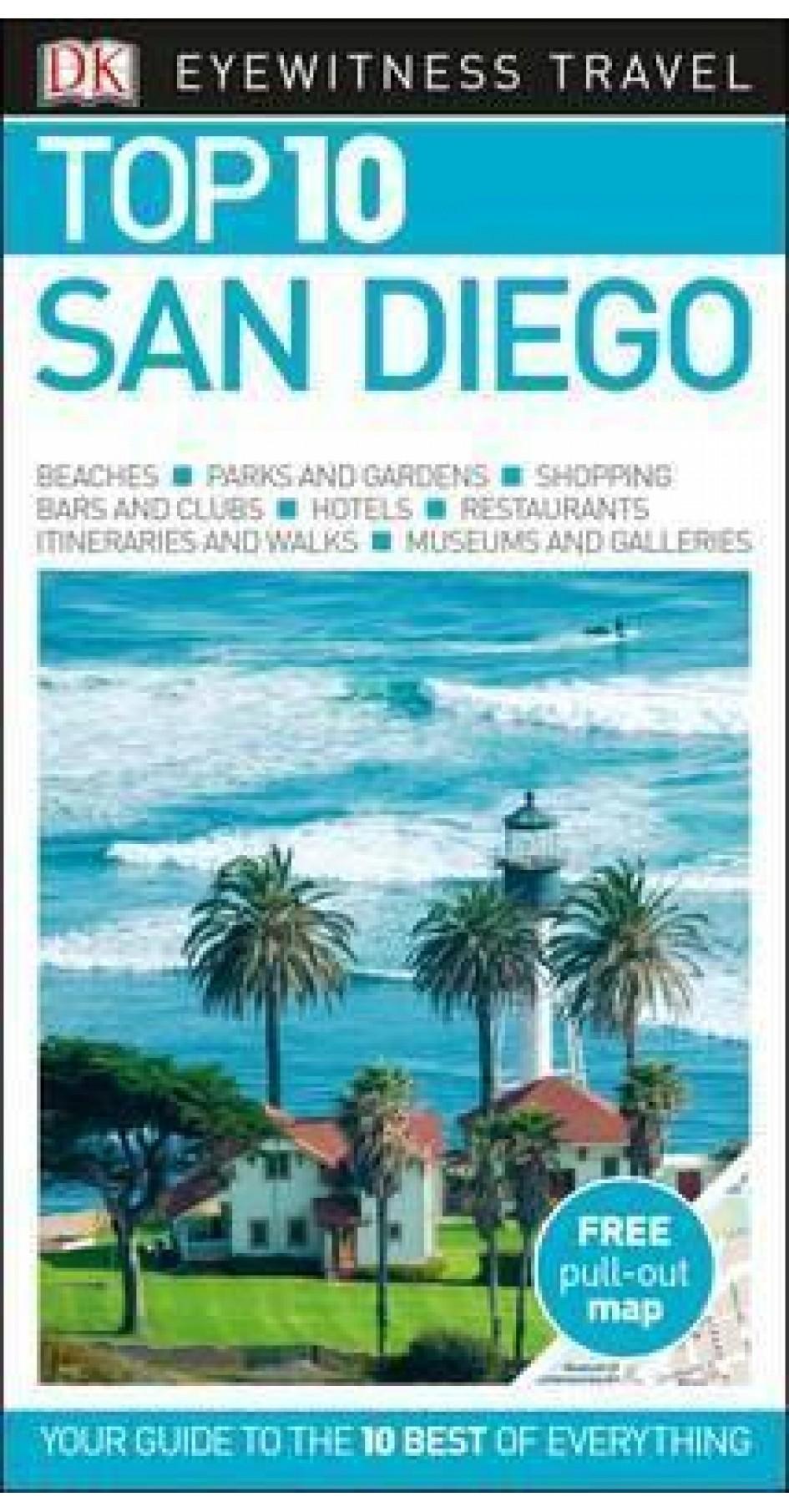 San Diego Top10 DK Eyewitness