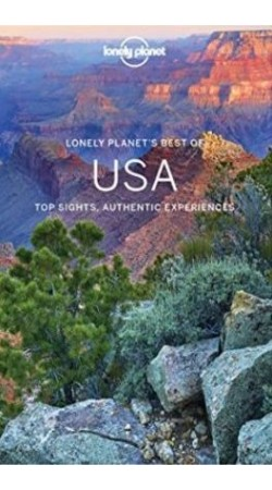 USA best of Lonely Planet