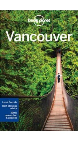 Vancouver Lonely Planet