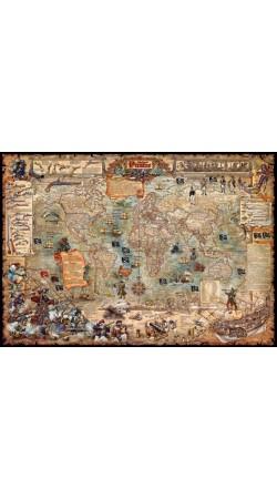 Rayworld The age of Pirates 119 x 84 cm