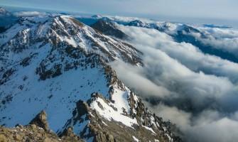 South Ridge of Chelmos