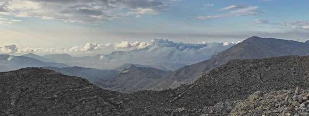 Mount Dikti or Mountains of Lasithi
