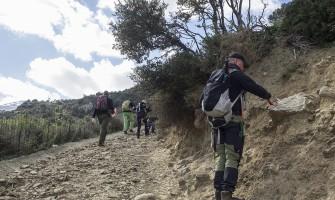 From the Alps to mount Ida (Psiloritis)