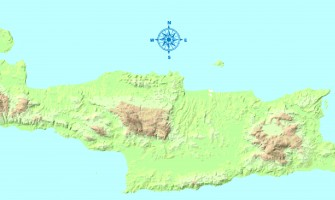 Cretan geography and overview