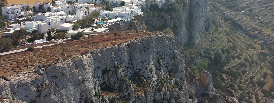 A few words about Folegandros