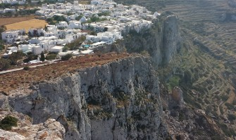 A few words about Folegandros