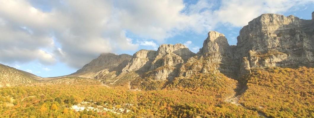 Hiking in Epirus
