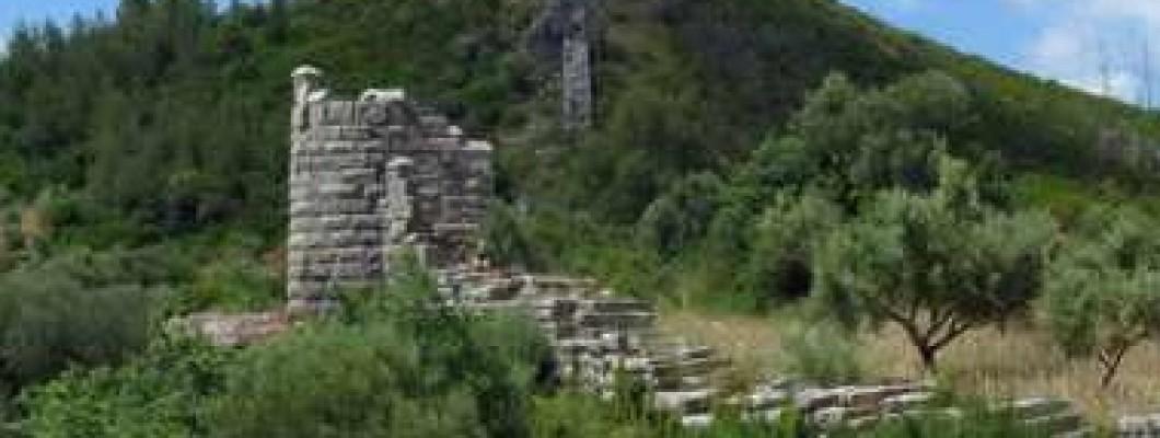 Ancient Messini - Ithomi