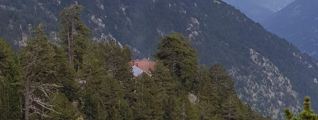 Prionia - Sp Agapitos (Zolota refuge)
