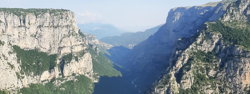 Zagori the Vikos Gorge