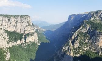Zagori: Vikos Gorge