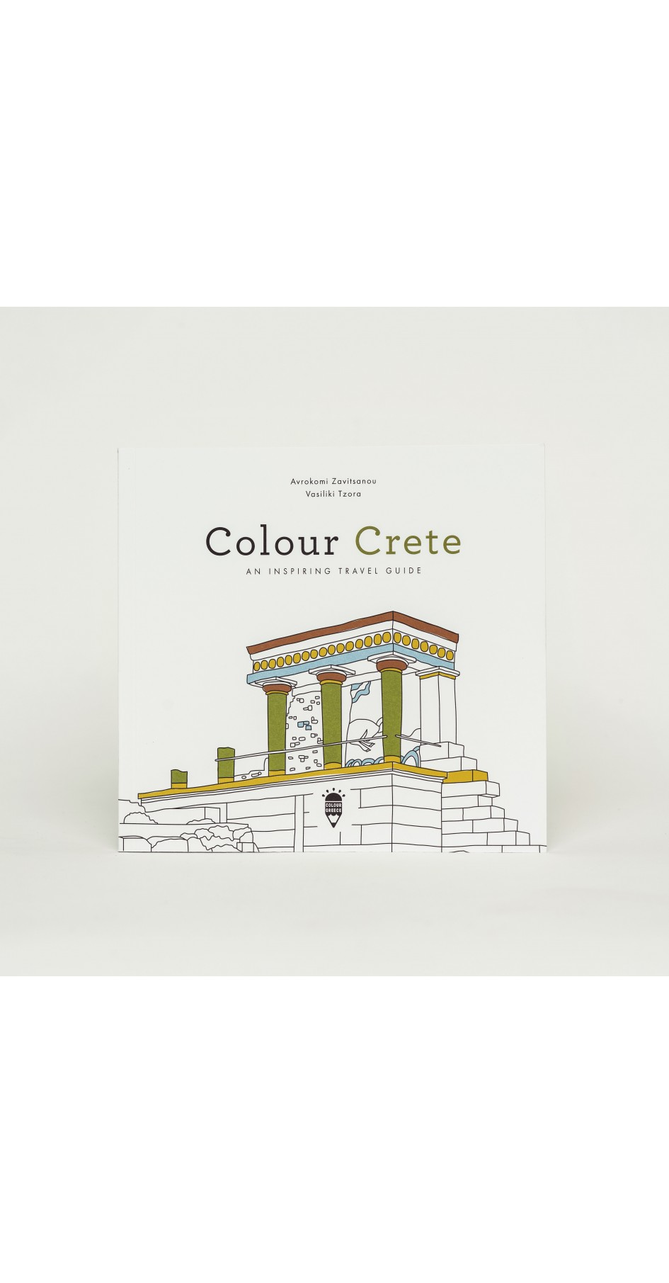 Colour Crete - An Inspiring Travel Guide