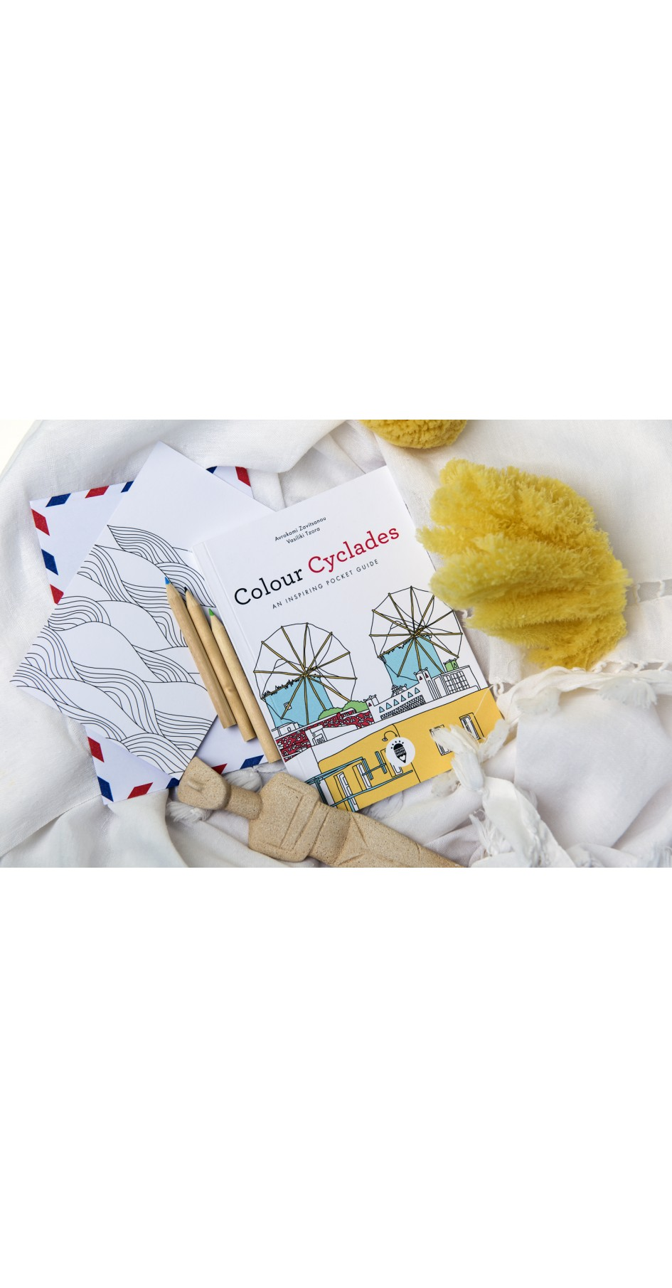 Colour Cyclades - An Inspiring Pocket Guide