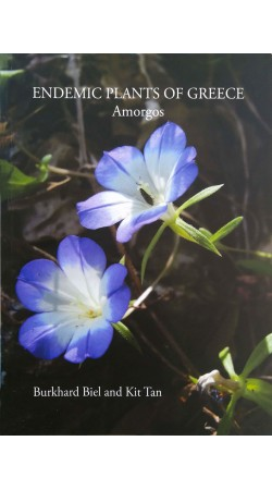 The Flora of Amorgos (cover is different)