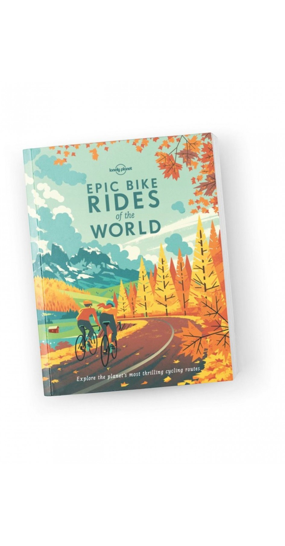 Epic Bike Rides of the World (Paperback)