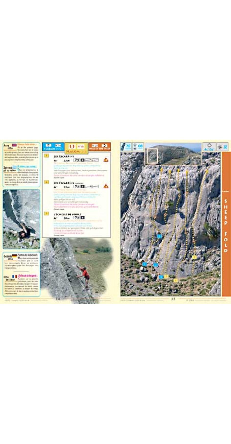 Crete (Kapetaniana/Kofinas) Climbing guide