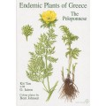 Endemic Plants of Greece: The Peloponnese