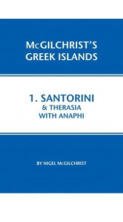01. Santorini & Therasia with Anaphi - McGilchrist's Greek Islands