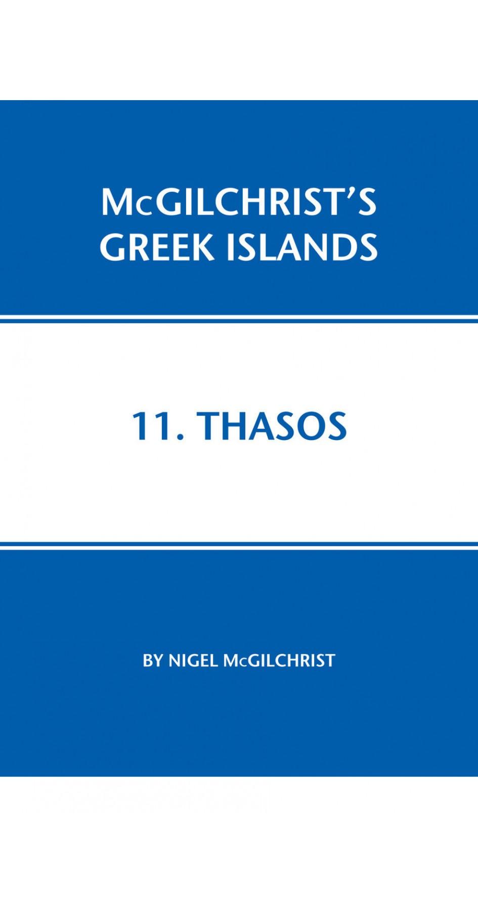 11. Thasos - McGilchrist's Greek Islands