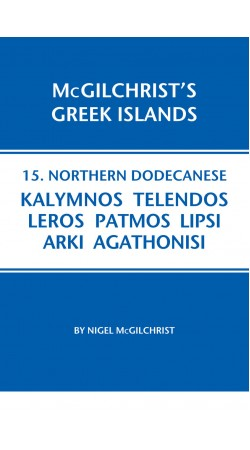 15. Northern Dodecanese: Kalymnos, Telendos, Leros, Patmos, Lipsi, Arki, Agathonisi - McGilchrist's Greek Islands