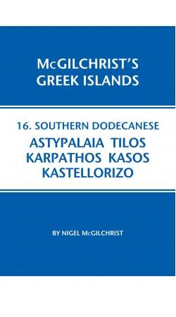 16. Southern Dodecanese: Astypalaia, Tilos, Karpathos, Kasos, Kastellorizo - McGilchrist's Greek Islands