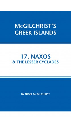 17. Naxos & the Lesser Cyclades - McGilchrist's Greek Islands