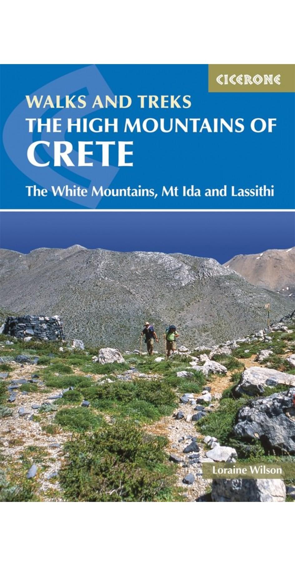 The High Mountains of Crete | Cicerone