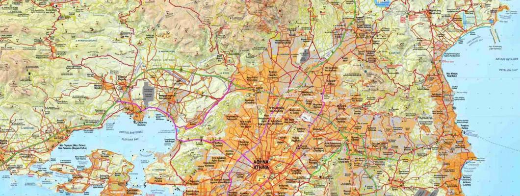 Custom-made maps for EUROPA PROFIL