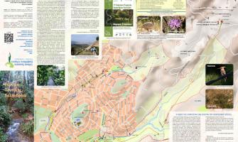 Maps for the streams of Penteli Chalandri