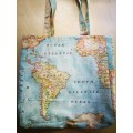 Maptote, the Map Bag