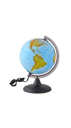Globe physical 20 cm in Greek