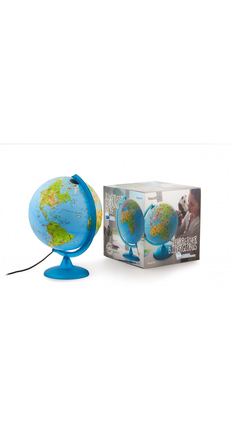 Safari 25 cm globe