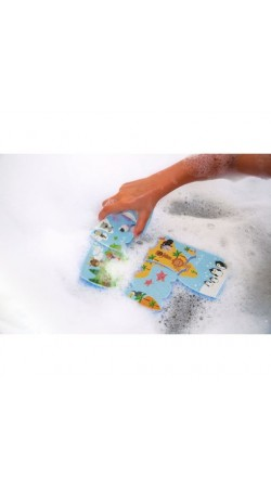Bath Explorers Map Puzzle