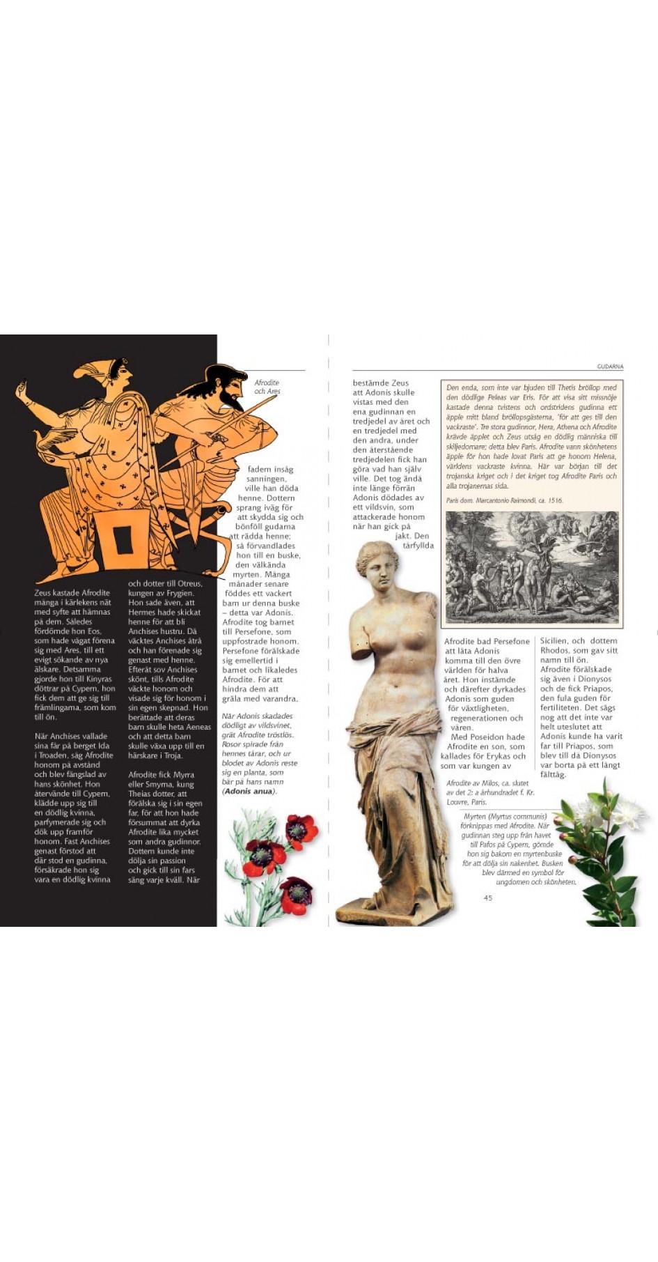 Grekisk Mytologi