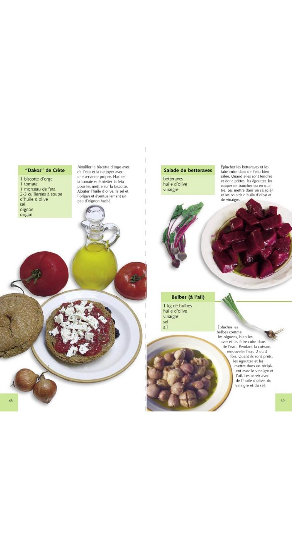 Huile d'olive - moyen de longevite