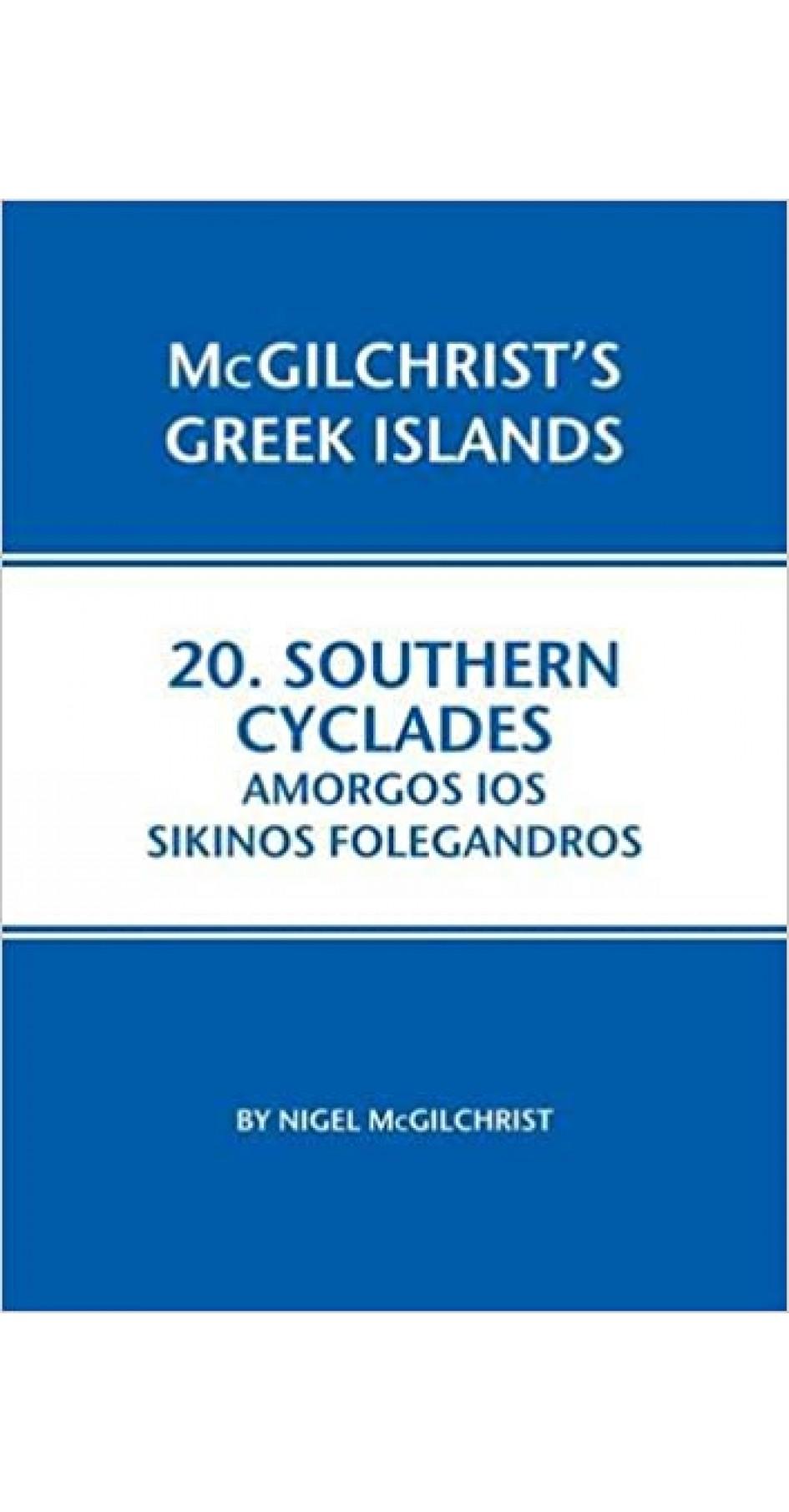 Southern Cyclades: Amorgos, Ios, Sikinos, Folegandros