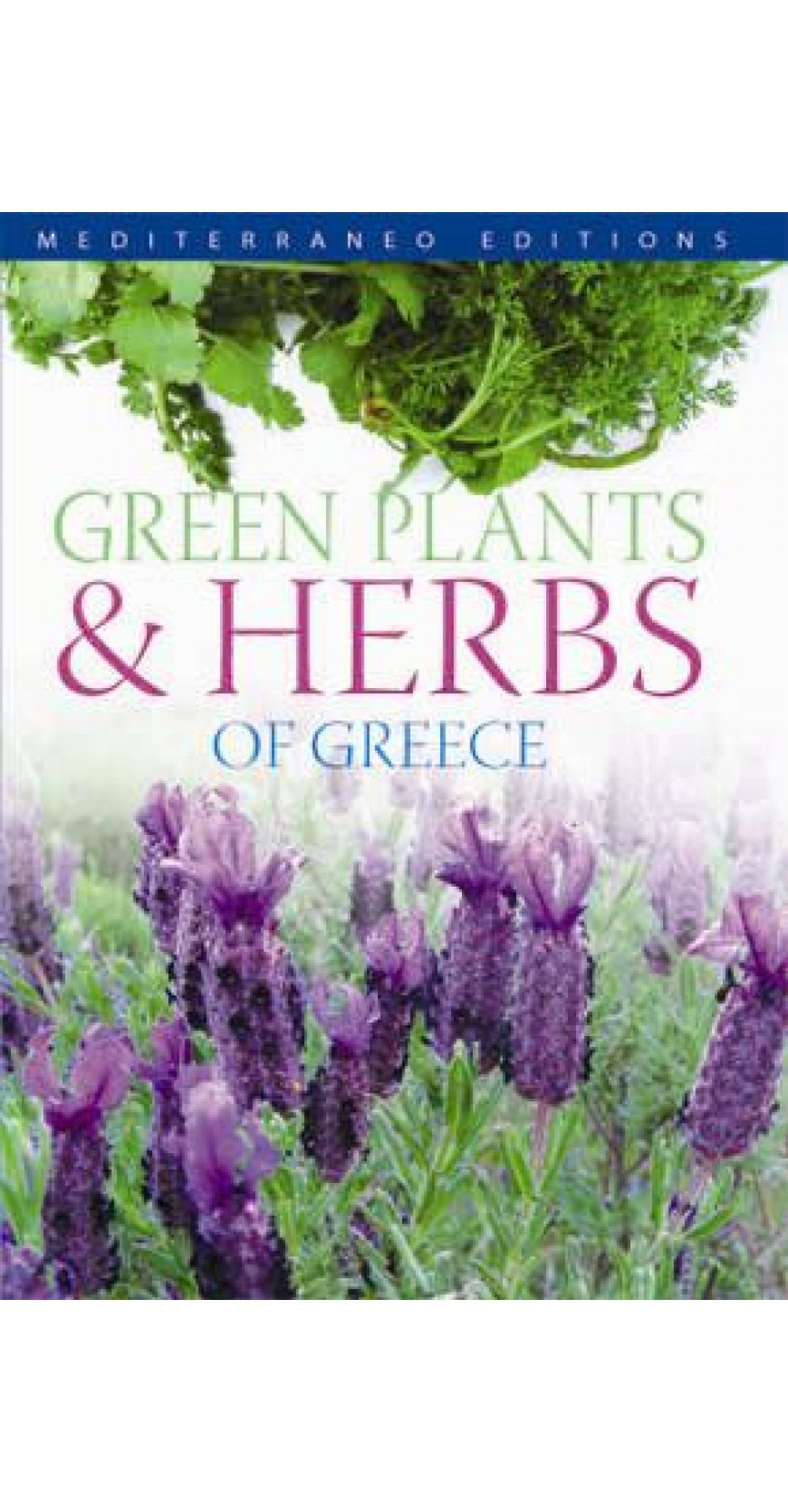 Green plants and herbs of Greece